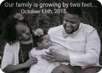 Shanequa's family - Fertility Success Story