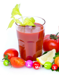 Vegetable Juice Recipe - Fertility Diet