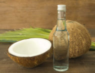 3 Uses Of Coconut Oil For Fertility