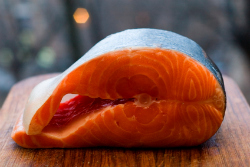 Salmon- incredible anti-inflammatory food for fertility